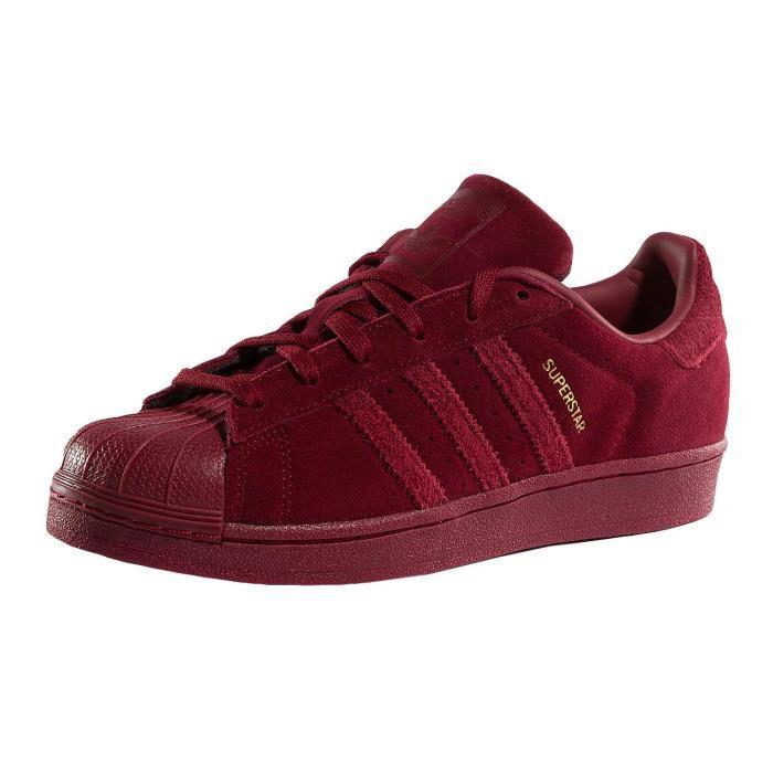 adidas femme rouge